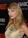 Taylor Swift alla prima di Romeo and Juliet