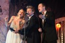 Taylor Swift, il principe William e Jon Bon Jovi cantano insieme Livin' on a prayer