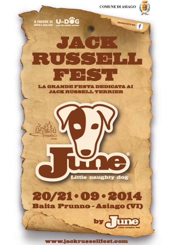Jack Russell Fest Asiago 2014