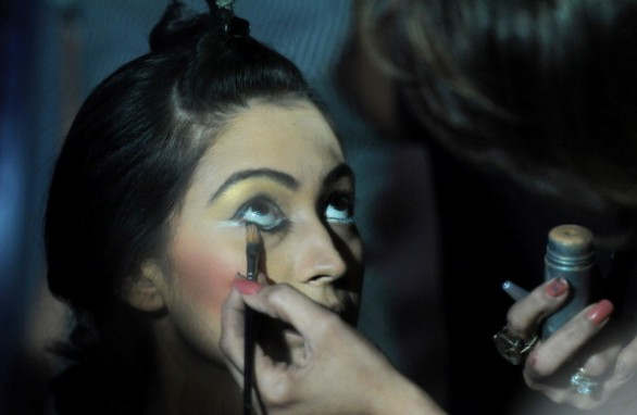 Make up per Capodanno