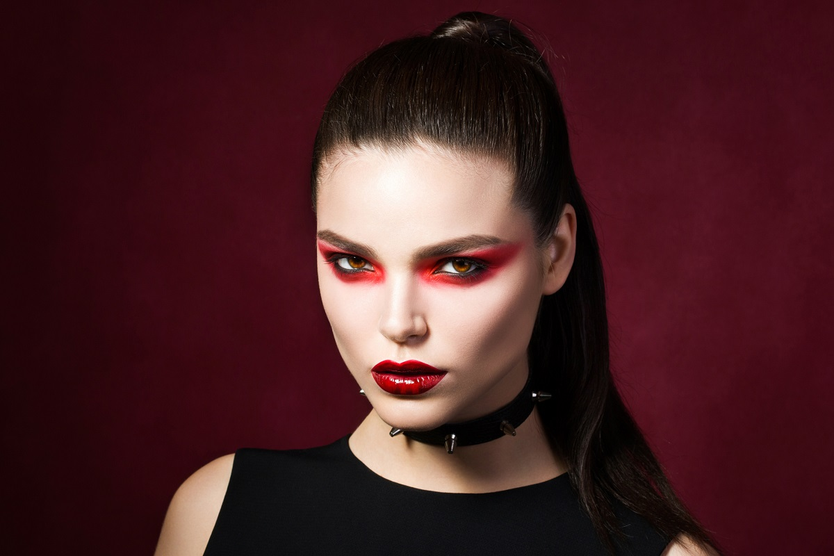 Halloween Make Up Belli Realizzare