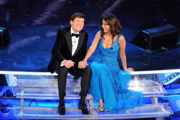 2012 Sanremo - The 62nd Italian Song Festival - February 17, 2012