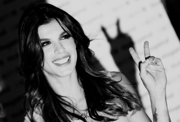 Elisabetta Canalis Launches Calibro 12 Jewellery Line