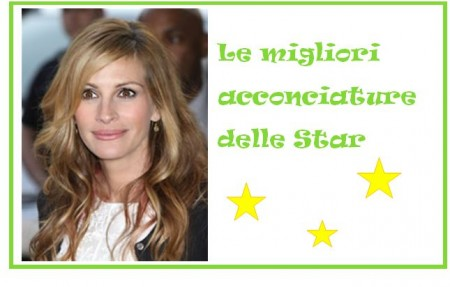 acconciature star