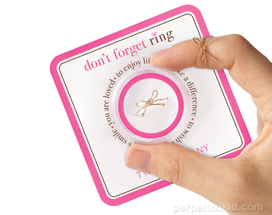 Don�t Forget Ring