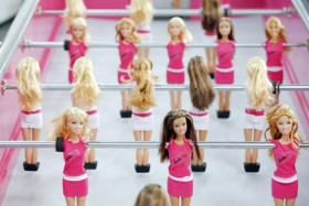 calcio Barbie