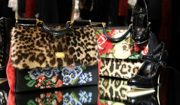 Baroque Collection D&G FW 2012-2013 -borse