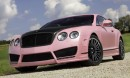 Bentley Vitesse Rose