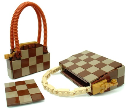borsa louis vuitton in lego