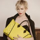 Louis Vuitton e Michelle Williams