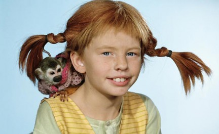 Buon compleanno Pippi Calzelunghe