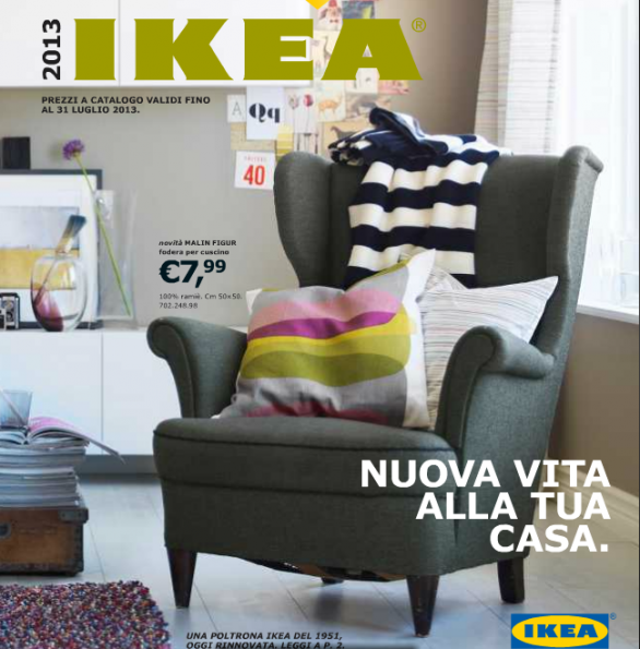 Ikea catalogo le proposte pi interessanti per il for Catalogo ikea on line