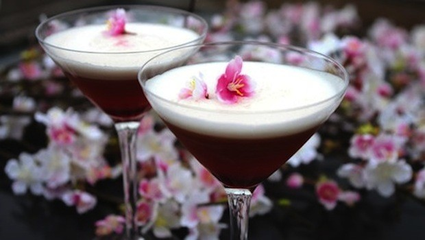 Come fare il Cherry Blossom, il cocktail di primavera