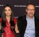 Demi Moore con Kevin Spacey