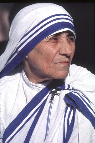 blessed teresa of calcutta also known as mother teresa a catholic nun and my inspiration for nonviol