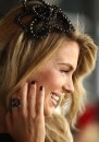 Fascinator VIP style - Jennifer Hawkins