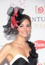 Fascinator VIP style - Maria Menounos