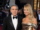 George Clooney e Stacy Keibler amore finito