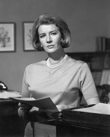 Lois Maxwell in Goldfinger (1964)