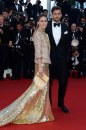 Olivia Palermo a Cannes