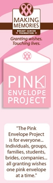 pink envelope project
