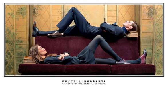 Fratelli Rossetti advertising