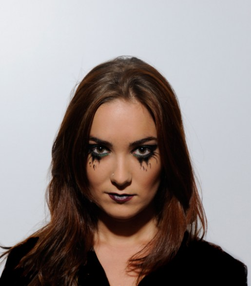 Speciale trucco Halloween last minute by Nhami Make-Up