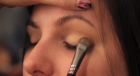 Trucco cat eyes - ombretto