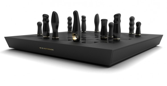 Vibrator Chess Set