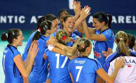 volley campionesse d'europa