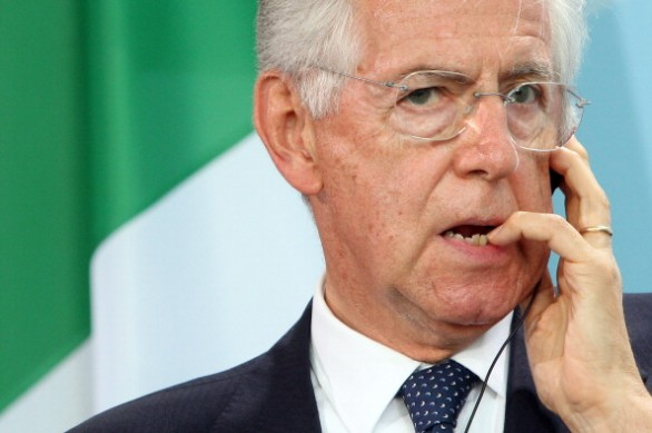 Mario Monti dice no ai matrimoni gay