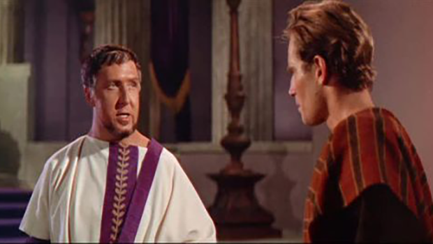 Frank Thring, il Charles Laughton d'Australia