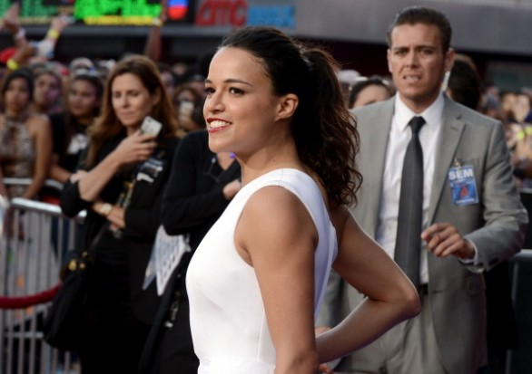 L'attrice Michelle Rodriguez fa coming out come bisessuale