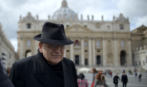 VATICAN-POPE-CONCLAVE-MEETING
