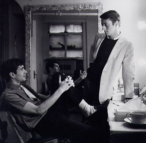 Anthony perkins gay
