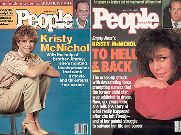 Kristy McNichol (Letitia �Buddy� Lawrence de �In casa Lawrence�) fa coming out