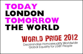 London Gay Pride 2012