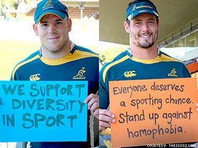 Australian rugby players