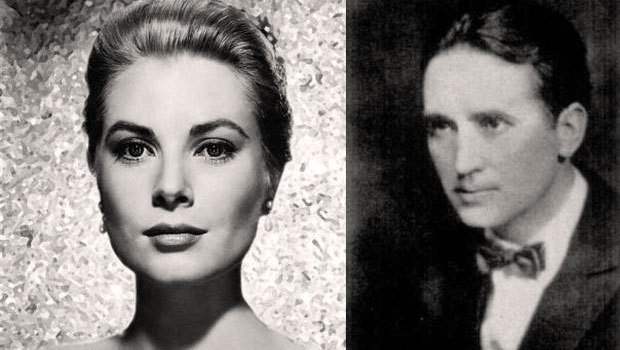 Grace Kelly e suo zio George