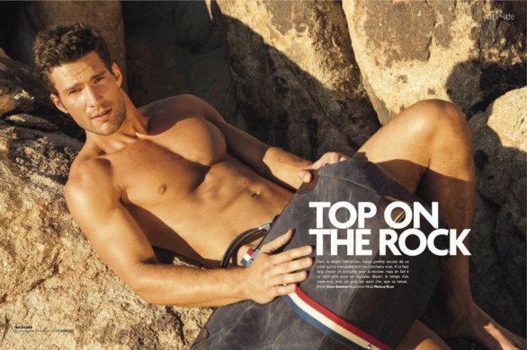 Aaron O\\\'Connell: Top on the rock