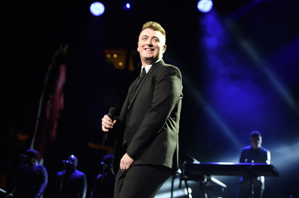 Sam Smith In Concert - New York, NY
