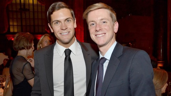 Sean Eldridge e Chris Hughes