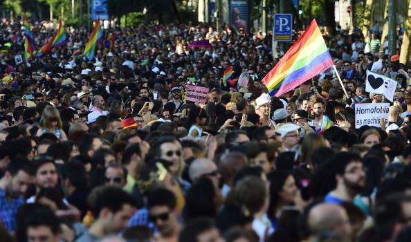 Gay Pride Madrid 2014