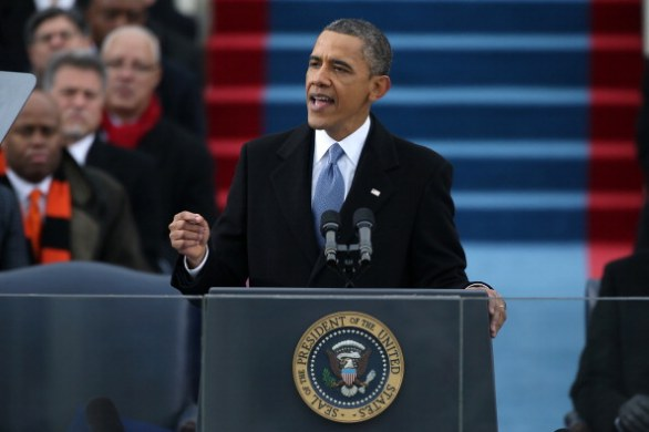 Inauguration Day 2013: il discorso di Barakc Obama