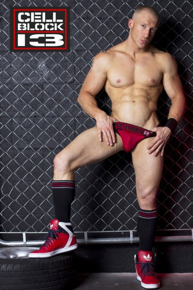 Kevin Williamson  per CellBlock 13 by Timoteo