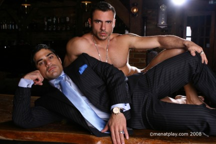 L'uomo elegante e sexy - Men At Play