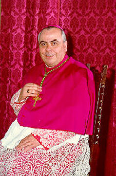 Monsignor Simone Scatizzi
