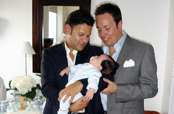 Natale in famiglia. Queerblog incontra Marco, �The Queenfather�