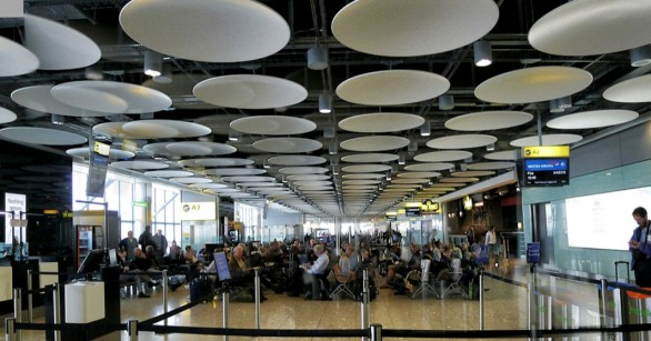 L'Aeroporto Heathrow di Londra