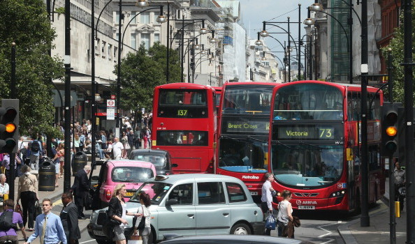 Scientist Declare Oxford Street The Most Polluted Place In The World